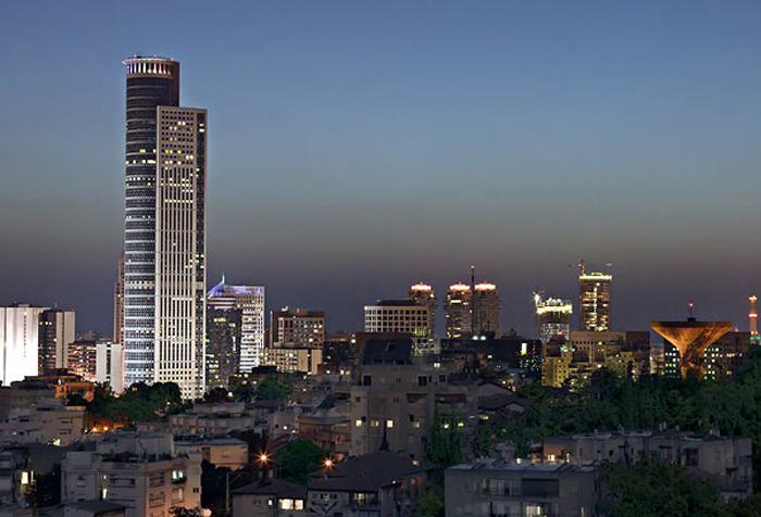 בנייני תל אביב